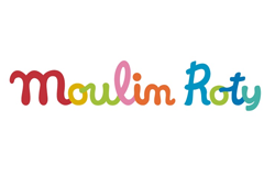 Moulin Roty housse matelas a langer